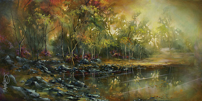 A Peaceful Place by Michael Lang