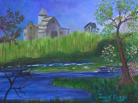 A Place of Peace by Janis Tafoya