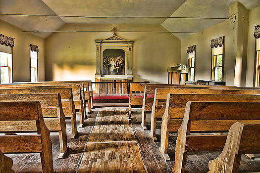 A Place To Pray by Vicki McLead
