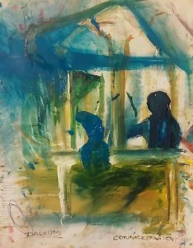 A Quiet Conversation by Gregory Dallum