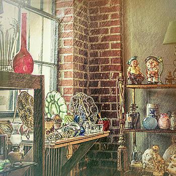 A Quiet Corner by Lewis Mann