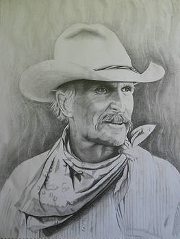 A Real Cowboy by Laurie Penrod
