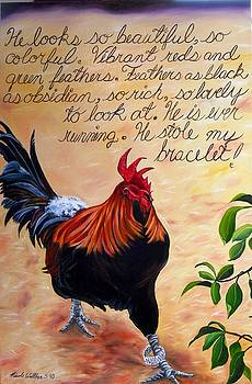 A Rooster Stole My Bracelet by Nicole Willbur