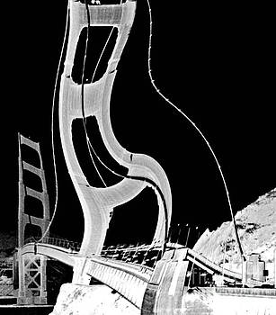 A Shakey Golden Gate Bridge by ImagesAsArt Photos And Graphics