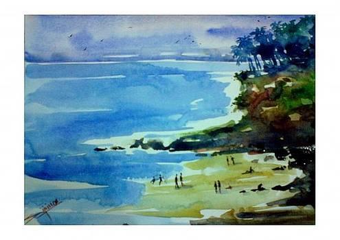 A by Sijimon Siddique