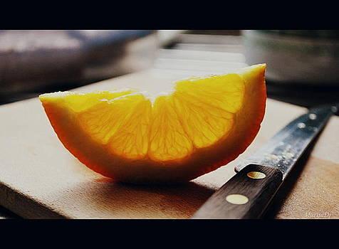 A slice by Marija Djedovic