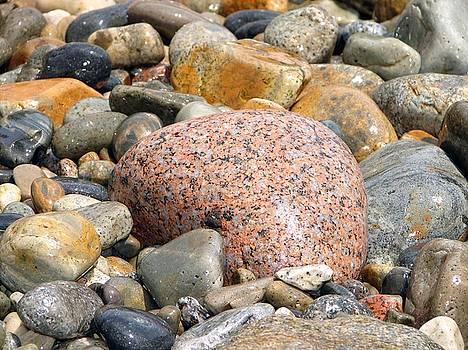 A Stones Throw by Belinda Dodd