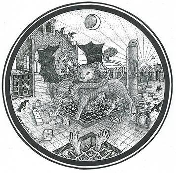 A Strange Reverie variation by Bill Perkins