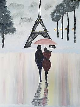 A Stroll In Paris by Chenee Reyes