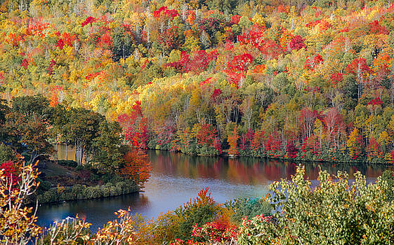A Tennessee Autumn by Debbie Karnes