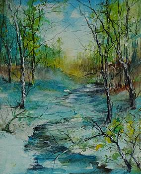A Touch of Spring by Robin Miller-Bookhout
