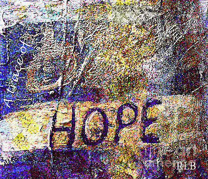 A Trace of Hope by Rita Brown