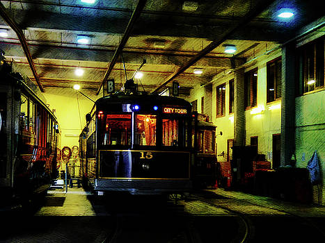 A Tram I Am by Steve Taylor
