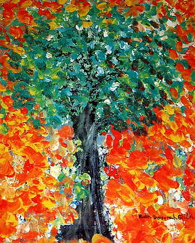 A Tree of Beauty by Ruth Devorah