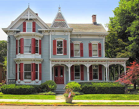A Victorian Beauty by Dave Mills