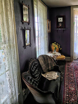 A Victorian Parlor by Dave Mills