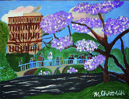 A View from the Bridge by Michael Chatman