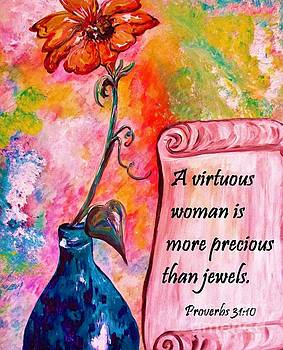 A Virtuous Woman by Eloise Schneider