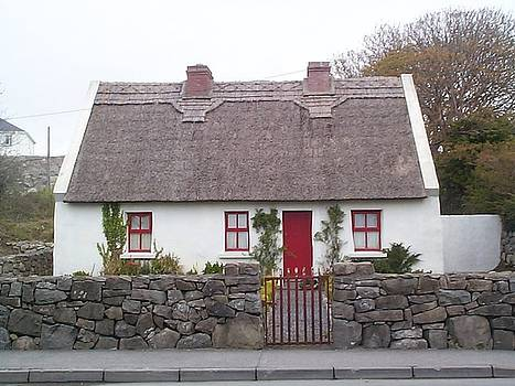 A Wee Small Cottage by Charles Kraus