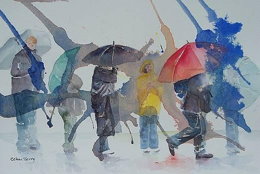 A Wet Wait by Celene Terry