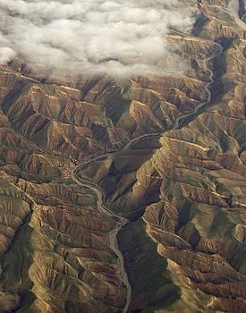 Tim Grams - A Winding River in Afghanistan