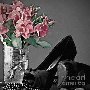 A Wonderful Valentines Day Evening by Sherry Hallemeier