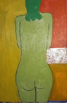 A36  Oil on Canvas  24 x 36 by Radoslaw Zipper
