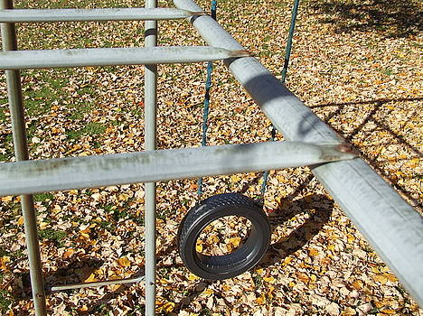 Abandon Playground by Samantha  Gilbert