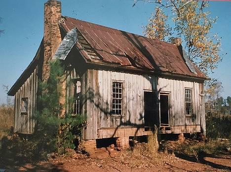 Abandoned Alabama Abode by Douglas Fromm