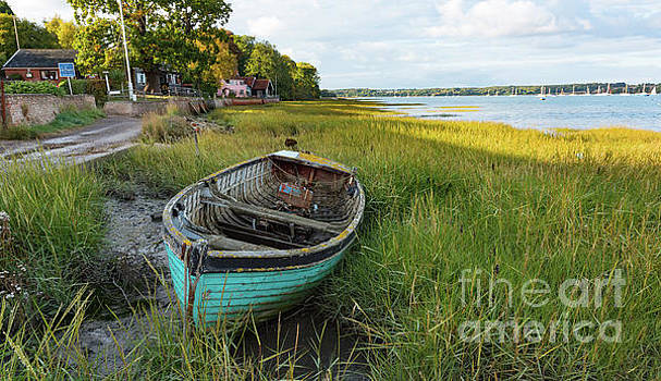 Svetlana Sewell - Abandoned Boat