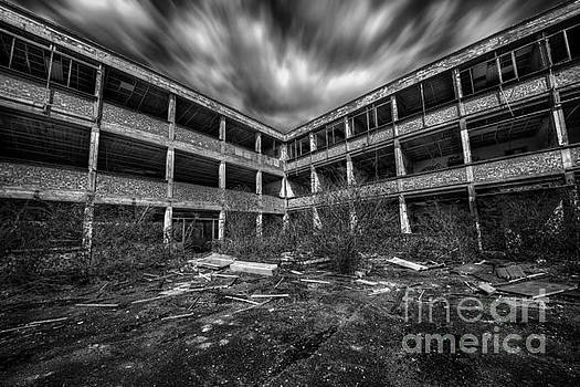 Svetlana Sewell - Abandoned Building