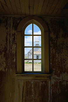 LAWRENCE CHRISTOPHER - ABANDONED CHURCHES