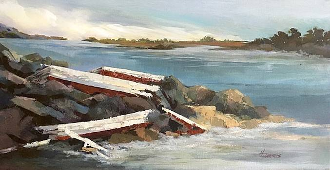 Abandoned by Helen Harris