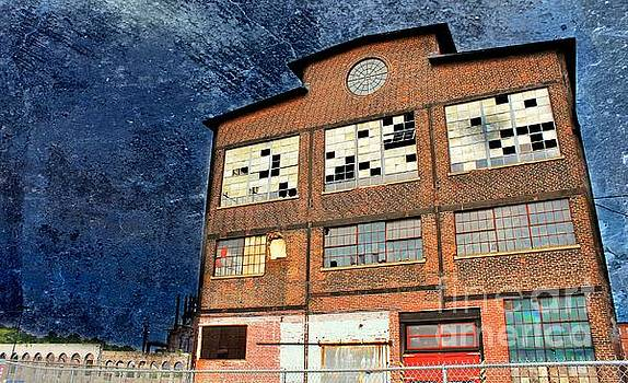 Abandoned Industrial by Beth Ferris Sale