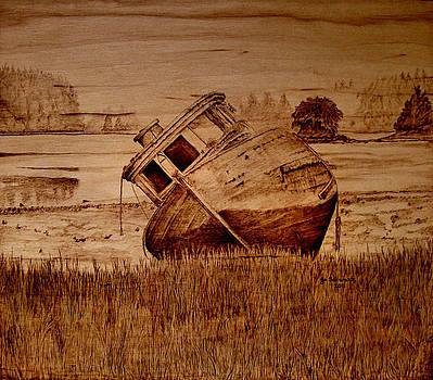 Abandoned by Jo Schwartz