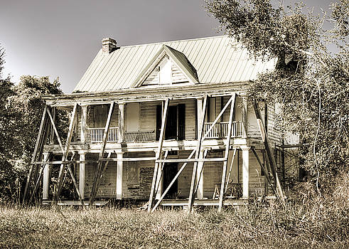 Abandoned Plantation House #2 by Andrew Crispi