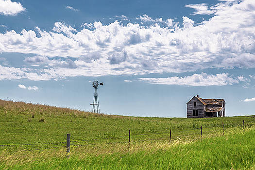 Abandoned Prairie by Penny Meyers