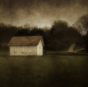 Abandoned School House by Cynthia Lassiter