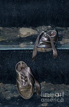 Svetlana Sewell - Abandoned Shoes