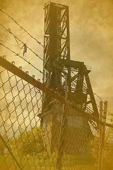 Abandoned Train Bridge by Tanya Keefe