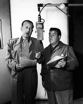 Abbot and Costello Live Radio  Show by Robert Harland Perkins