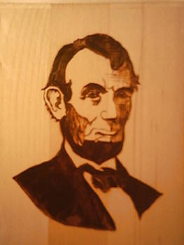 Abe Lincoln by Timothy Wilkerson