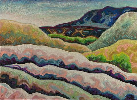 Abiquiu Hills #2 by Dale Beckman