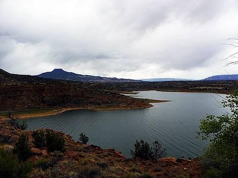 Abiquiu Lake NM by Joseph Frank Baraba