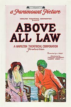 Above All Law by Paramount