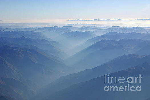 Above the Andes by Matt Tilghman