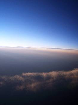 Above the Clouds 4 by Anna Villarreal Garbis