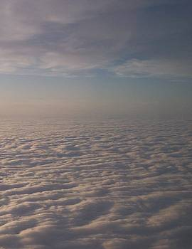 Above the Clouds by Anna Villarreal Garbis