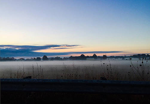 Above the Early Morning Fog by Dan McCafferty