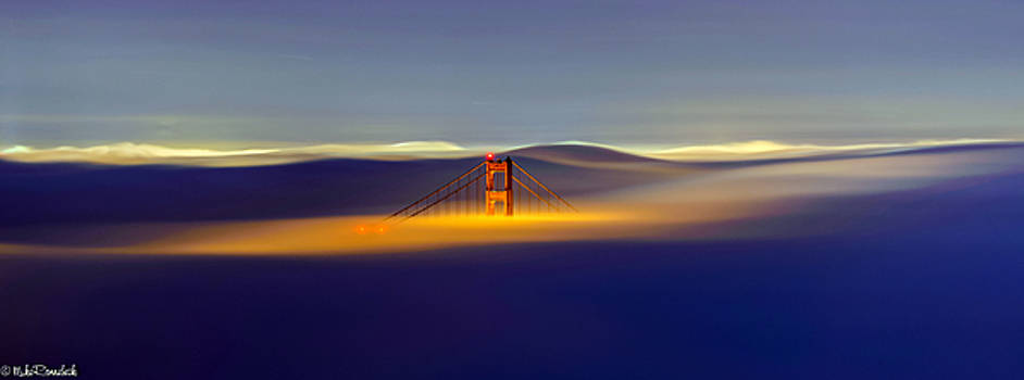 Above the Fog II by Mike Ronnebeck